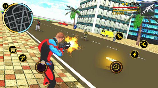 大蜘蛛英雄城市战役游戏安卓版  v1.0图3