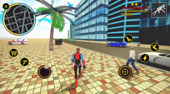 大蜘蛛英雄城市战役游戏安卓版  v1.0图4
