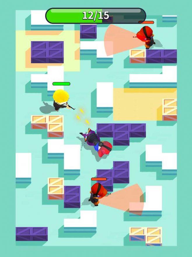 刺客来了游戏安卓版  v0.1图4