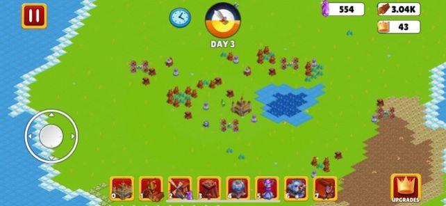 王国生存战争入侵游戏安卓版  v1.0图2