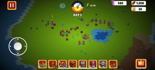 王国生存战争入侵游戏安卓版  v1.0图1