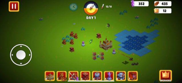 王国生存战争入侵游戏安卓版  v1.0图4