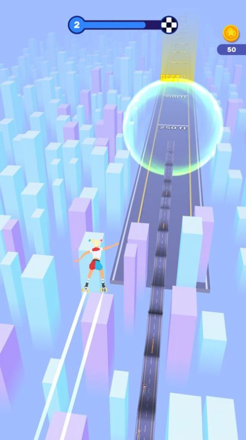 Roller Hill游戏安卓版  v1.0图3