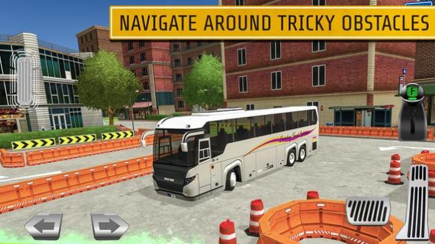 巴士站台驾驶教学游戏中文安卓版  v1.0图1