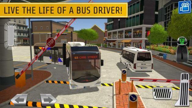 巴士站台驾驶教学游戏中文安卓版  v1.0图3