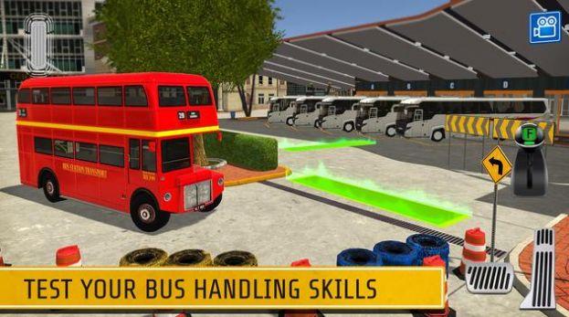 巴士站台驾驶教学游戏中文安卓版  v1.0图4