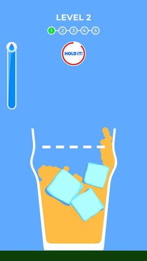 冰块玻璃杯游戏图4