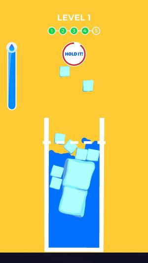 冰块玻璃杯游戏图2