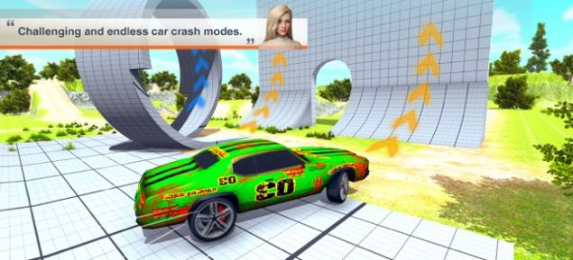 专业撞车挑战赛游戏安卓版  v1.0图4