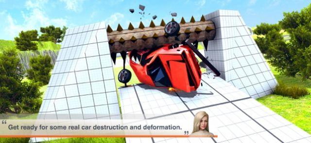 专业撞车挑战赛游戏安卓版  v1.0图3