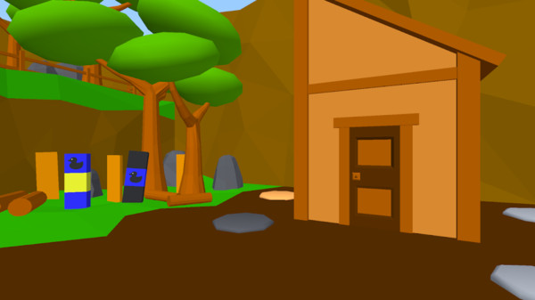 卡通室外逃生游戏安卓版  v1.0.1图2